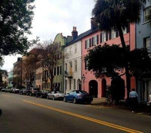 Rainbow Row Charleston Workers Comp News West Virginia Place