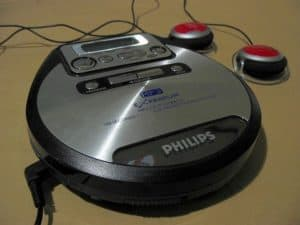 CD Player Work Comp Claims Productivity Picture