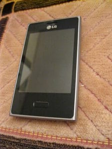 LG Work Comp Claims Productivity Mobile Phone