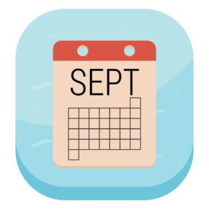 Calendar Captive Taxes September