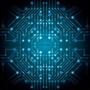 Graphic Circuit Board Workers Comp System Design