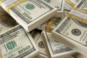 Stack Of UR Money Small Companies Bundled Picture