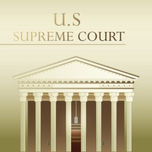 US Supreme Court Workers Comp Conference Vector