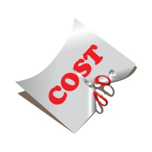 Cutting Cost Workers Comp Costs Vector