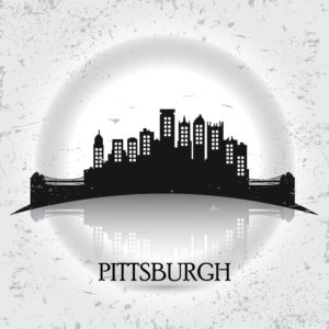 Pittsburgh Misclassifying Employees Vector Graphic
