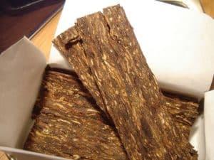 Picture Of Tabacco North Dakota On Box