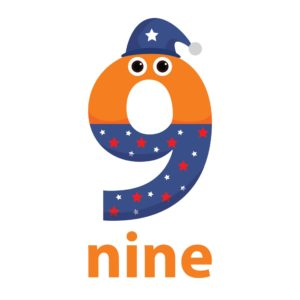 Graphic of Number Nine Night Design
