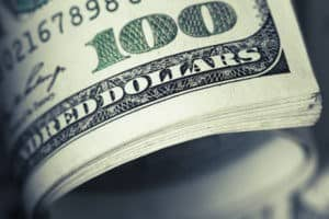 Close Up Picture Of Dollars What To Do In Audit Bill
