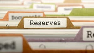 Picture of File Reserves One Thing not To Do
