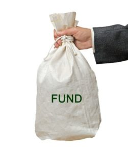 Picture of man hand holding Monopolistic States Fund Graphic
