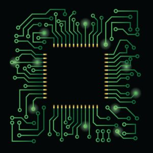 Graphic Processor Circuit Board E-Mod Design