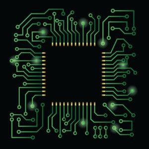 Graphic Processor Circuit Board E-Mod Design