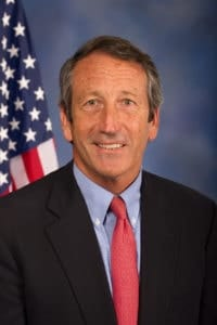 Picture of Governor Mark Sanford of South Carolina