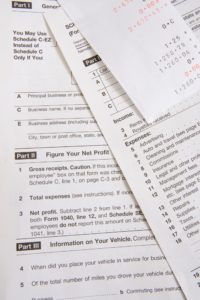 Tax Form Misconceptions Photo