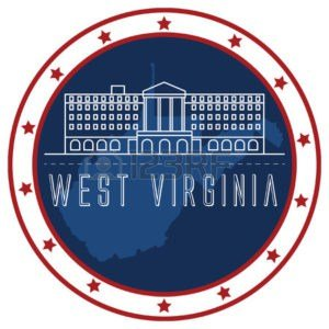 Graphic West Virginia Employer Badge