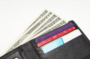 Picture Of Wallet Premium Statement Full Of Money