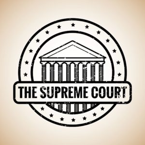 Supreme Court Statutory Employee Emblem