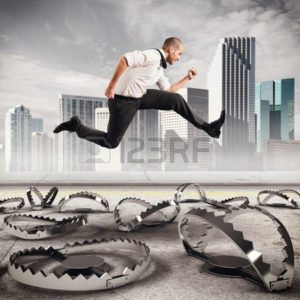 Picture of Employer Can Do Run Fast Over Traps