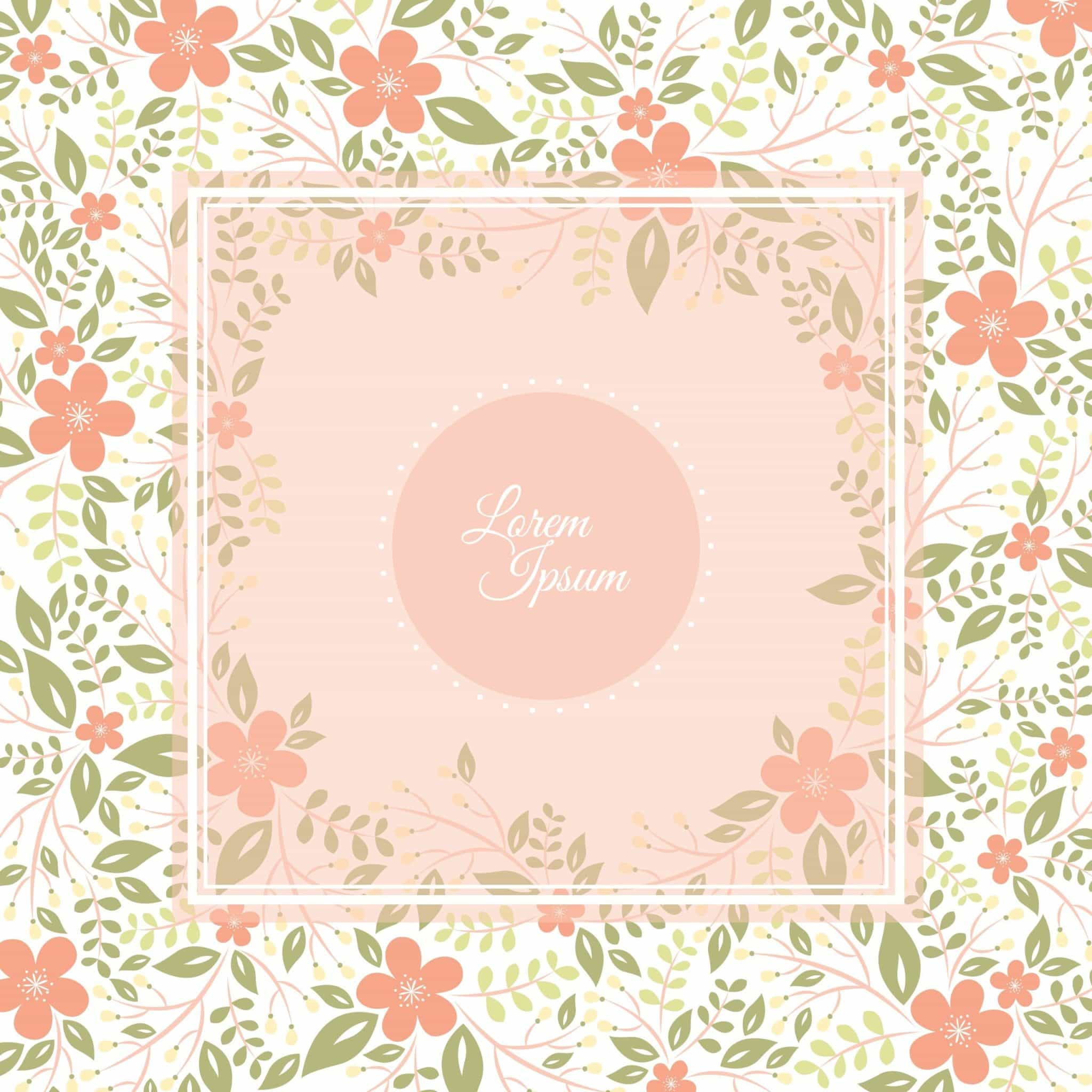 Hallmark and american greetings can be great for loss control floral hallmark and american greetings card kristyandbryce Choice Image