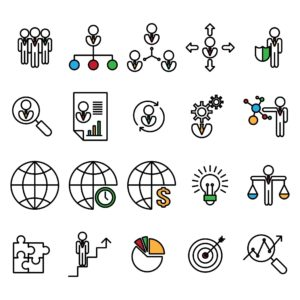 Graphic Of NCCI Classification Codes System Icon