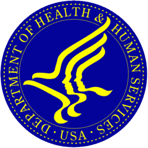 USA Department Of Health & Human Services CMS Memo Logo