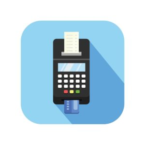 Icon Credit Card Experience Modification Receipt
