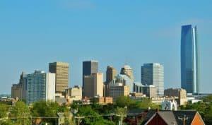 Oklahoma Five Fixes city