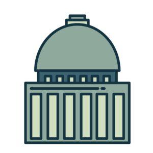 Graphic Capitol Hill Senator Federalization