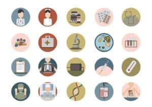 Graphic Of Healthcare Federalization Icon