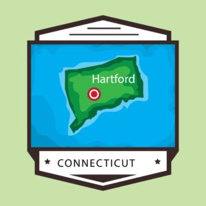 Graphic Of Hartford In Location Spot