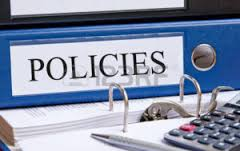 Picture of Policies File Concept short rate penalty Insurance Policy
