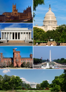 Picture Of Monopolistic Washington Montage