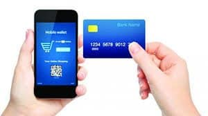 Picture of Cellphone And Credit Card No Release Settlement Payment
