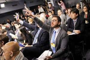 Picture of Raising Hand SC Workers Comp Consultant Questions
