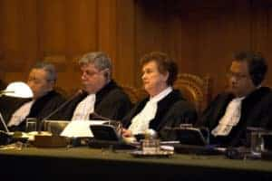Picture Of Judges Continuance Court Hearing