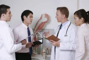 Picture Of Doctors Explanation of Benefits Insurance