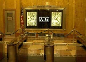Picture Of AIG Government Missed Lobby