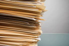 Picture Of Files Agent of Record Individual/Legal