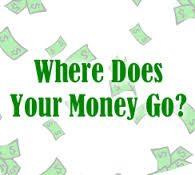 Graphic of money go Subrogation