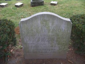 Picture Of CMS Grave