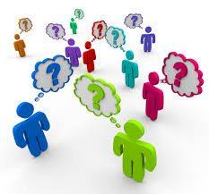 People Icon Premium Audit Question Colorful