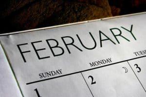 Showing D-Day calendar