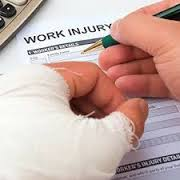 Picture of Injured Hand Medical Only Claims Workers Comp