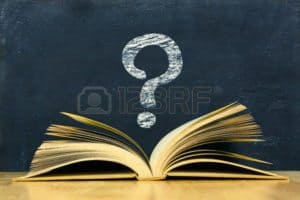 Picture of Open Book with Question Mark Captive Reserve LDF