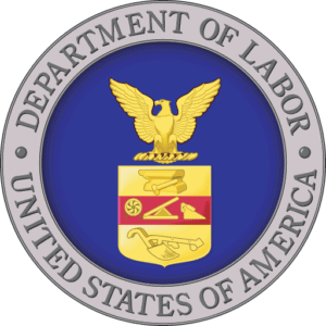 Department Of Labor USA Tax Audits Logo