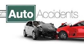 Graphic Of Two Auto Workers Comp Accident  Concept