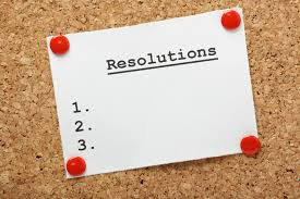 Graphic Of Resolutions Note Premium Reduction Concept