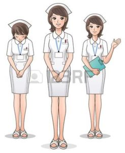Graphic Of Three Nurse Practitioners For Workers Comp