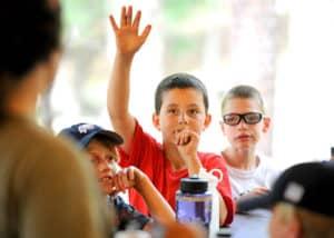 kids Premium Audit asking a question