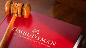 Picture of Ombudsman With Small Ceremonial Mallet on Top New Policy